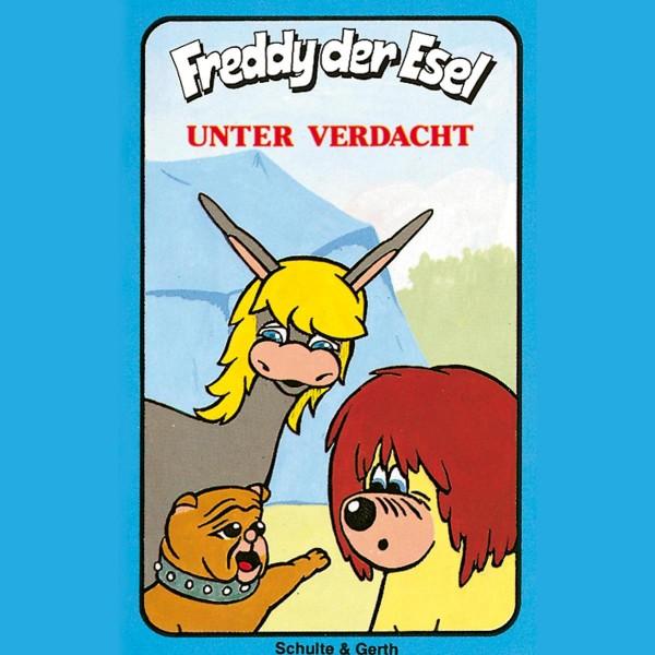 Unter Verdacht (Freddy der Esel 8)