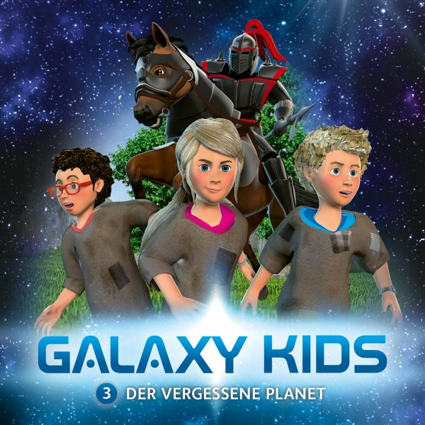 Der vergessene Planet (Galaxy Kids 3)