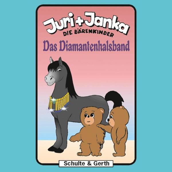 Das Diamantenhalsband (Juri und Janka - Die Bärenkinder 6)