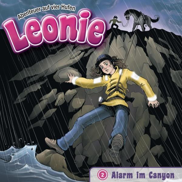 Alarm im Canyon (Leonie - Abenteuer auf vier Hufen 2)