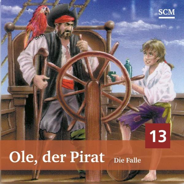 Ole, der Pirat 13