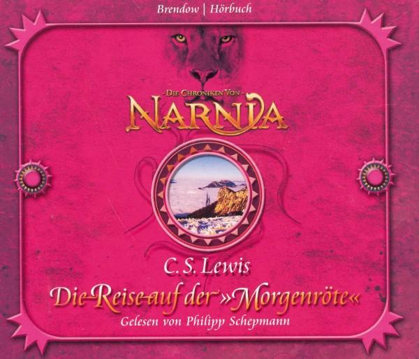 """Die Chroniken von Narnia - Die Reise auf der """"Morgenröte"""""""