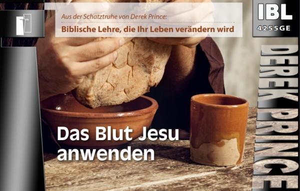 19 Das Blut Jesu anwenden