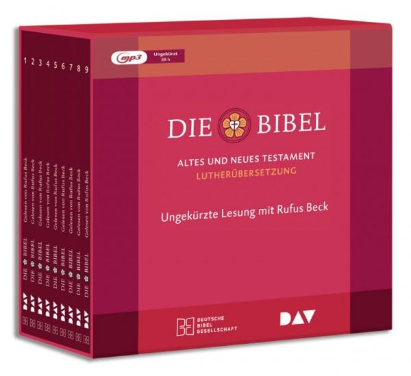 Die Große Luther-Hörbibel 2017. Altes und Neues Testament MP3