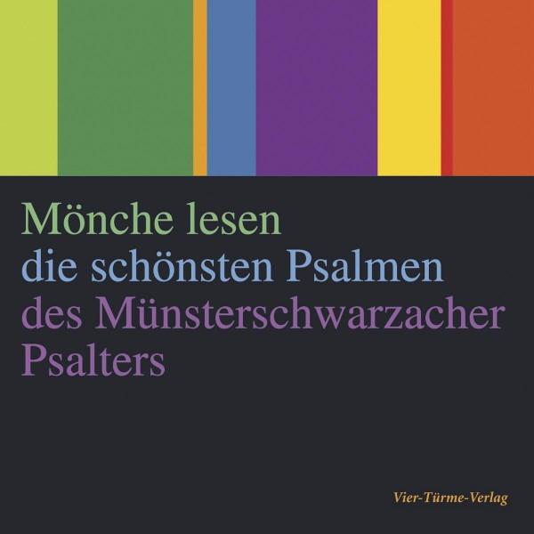 Mönche lesen die schönsten Psalmen des Münsterschwarzacher Psalters