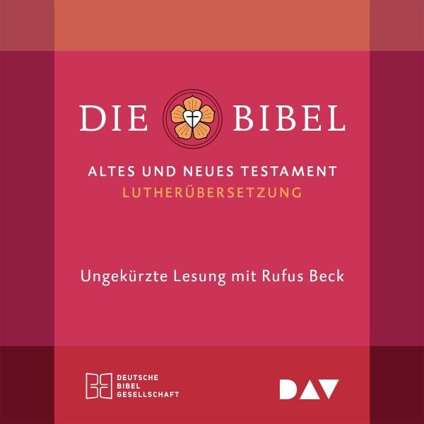 Die Bibel. Gelesen von Rufus Beck