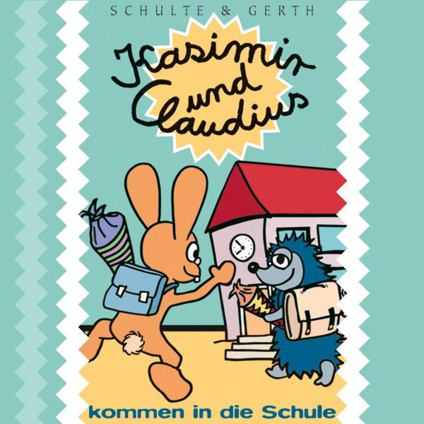 Kasimir und Claudius kommen in die Schule (2)