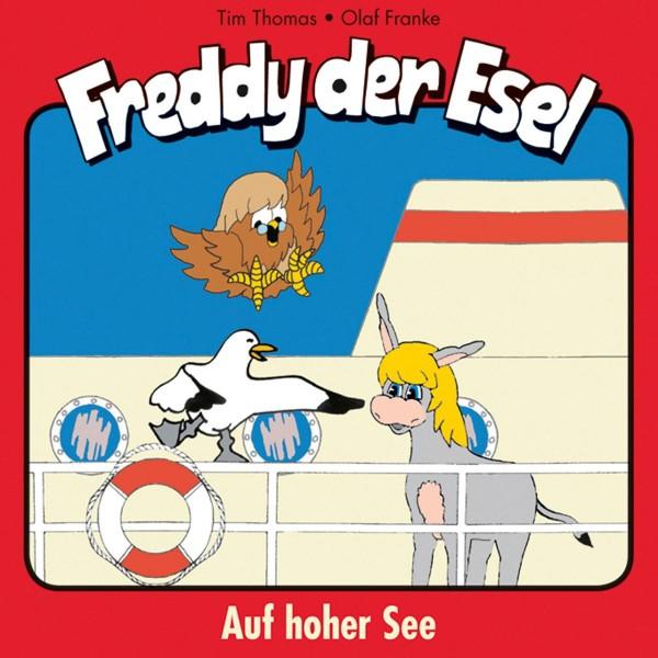 Auf hoher See (Freddy der Esel 10)