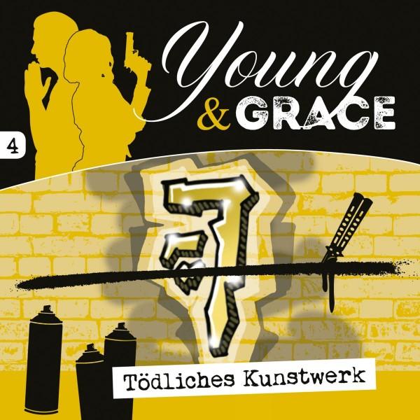 Tödliches Kunstwerk (Young & Grace 4)
