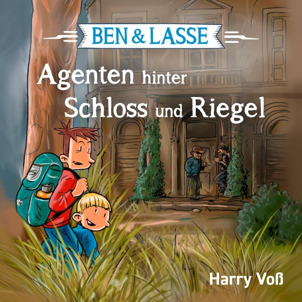 Ben & Lasse - Agenten hinter Schloss und Riegel