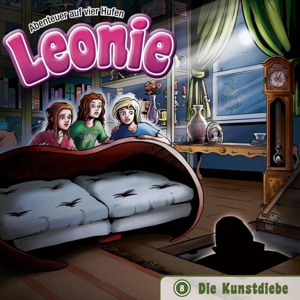 Die Kunstdiebe (Leonie - Abenteuer auf vier Hufen 8)
