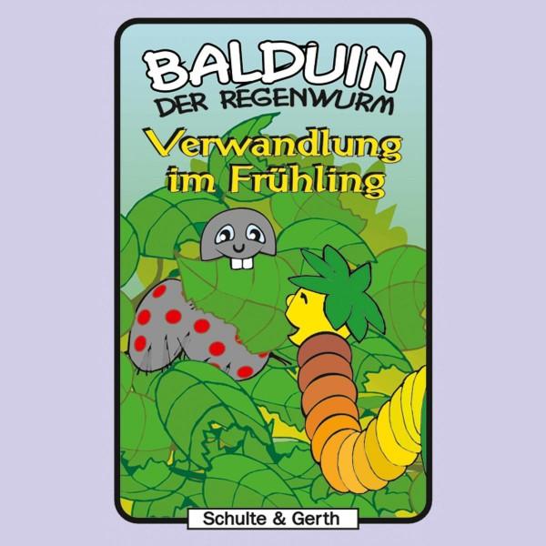 Verwandlung im Frühling (Balduin der Regenwurm 3)