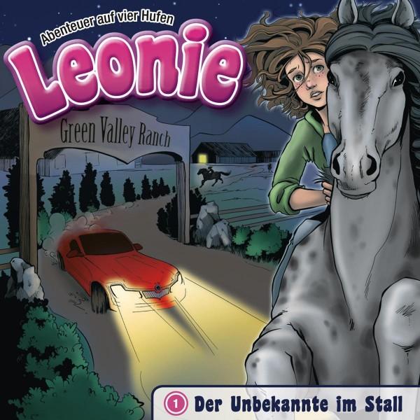 Der Unbekannte im Stall (Leonie - Abenteuer auf vier Hufen 1)