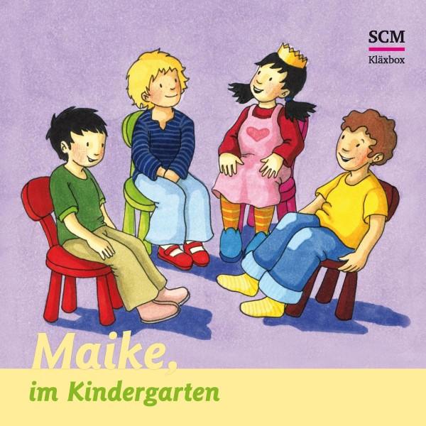 Maike im Kindergarten