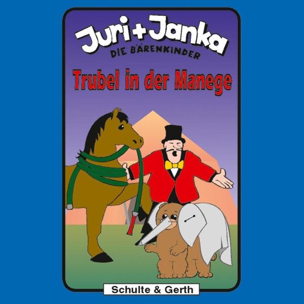 Trubel in der Manege (Juri und Janka - Die Bärenkinder 8)