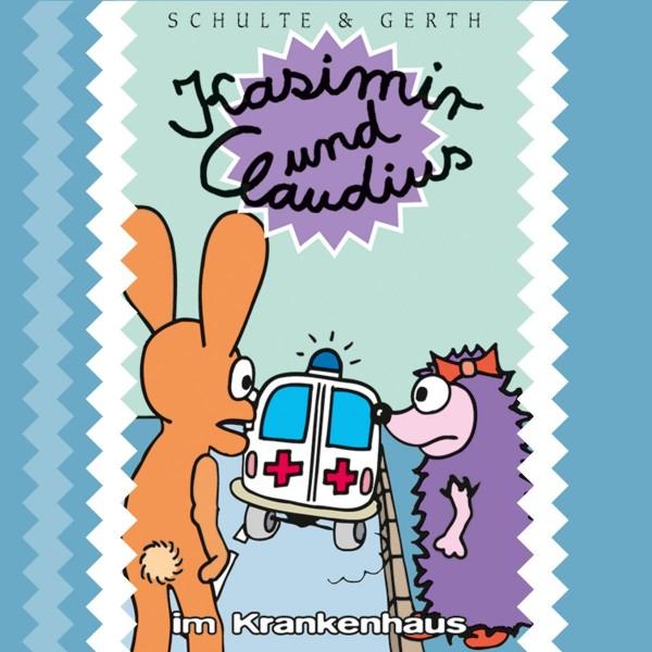 Kasimir und Claudius im Krankenhaus (5)