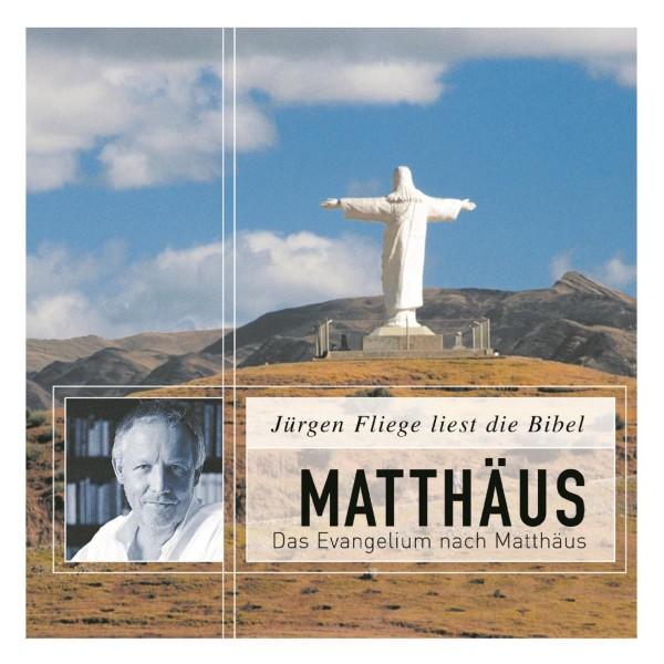 Die Bibel - Neues Testament, Folge 1: Das Evangelium nach Matthäus (Ungekürzt)