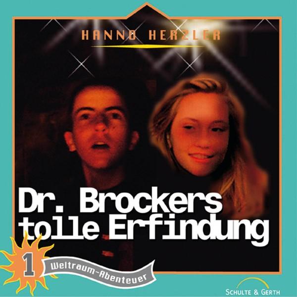 Dr. Brockers tolle Erfindung (Weltraum-Abenteuer 1)