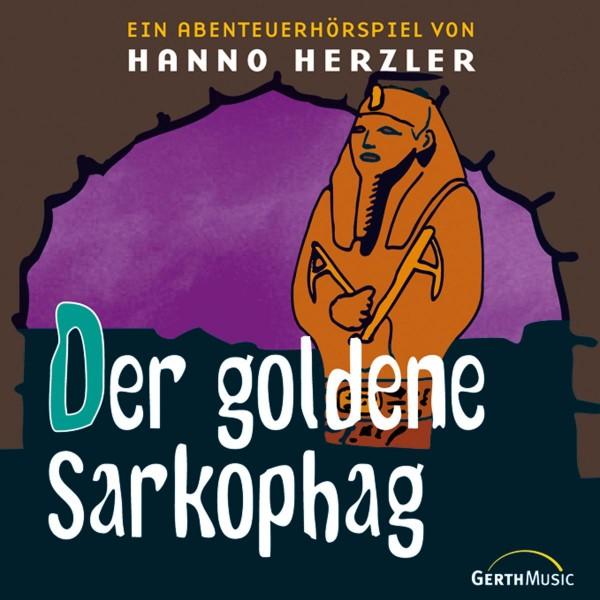 Der goldene Sarkophag (Wildwest-Abenteuer 7)