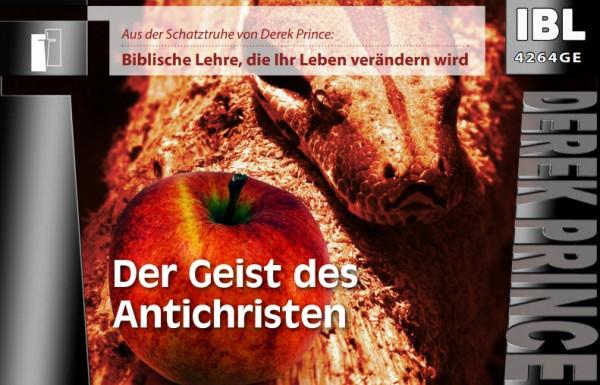 24 Der Geist des Antichristen