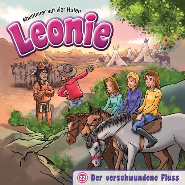 Der verschwundene Fluss (Leonie - Abenteuer auf vier Hufen 22)