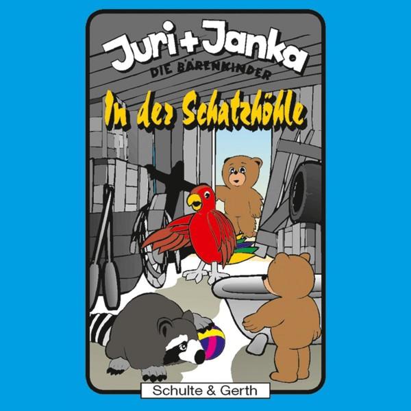 In der Schatzhöhle (Juri und Janka - Die Bärenkinder 9)
