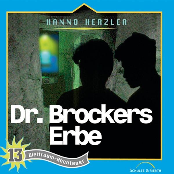 Dr. Brockers Erbe (Weltraum-Abenteuer 13)