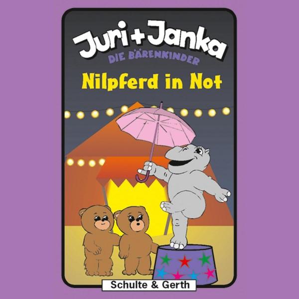 Nilpferd in Not (Juri und Janka - Die Bärenkinder 5)